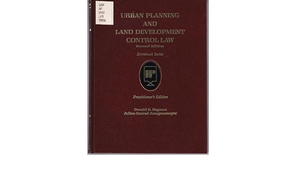 Urban Planning and Land Development Control Law