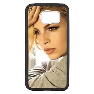 Emma Marrone OJ67KE3 funda Samsung Galaxy S6 teléfono celular caso Funda Q7LF4N6ES