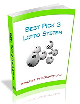 Best Pick 3 Lotto System ebook product image