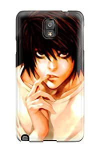 Adam L. Nguyen's Shop 4769794K47291386 High-quality Durable Protection Case For Galaxy Note 3(death Note)