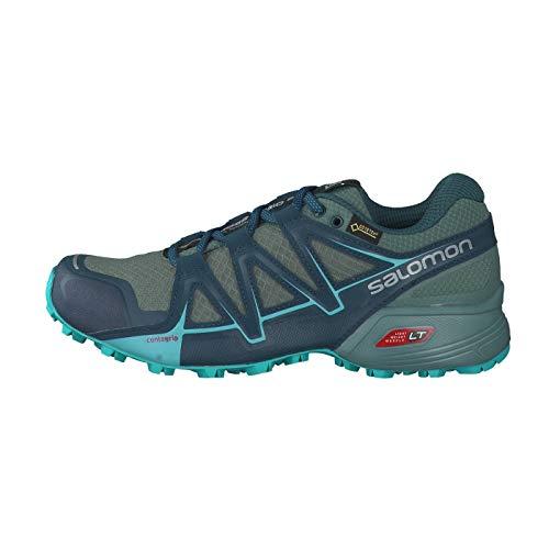 Trail Running W Fluo Speedcross Vario Da Salomon Jaune Gtx Donna 2 Scarpe H10xgq