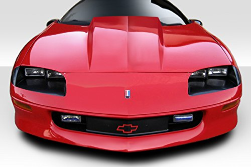 Duraflex ED-UQH-119 Cowl Hood - 1 Piece Body Kit - Compatible For Chevrolet Camaro 1993-1997