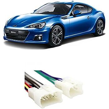 41eZDzVoYFL._SL500_AC_SS350_ subaru radio wiring harness adapter gandul 45 77 79 119  at bayanpartner.co