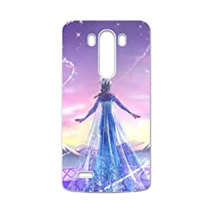 Frozen Princess Elsa Cell Phone Case for LG G3
