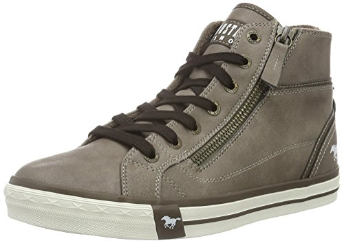 Mustang Ladies 1209-502-308 Marrone Alto (308 Terra)