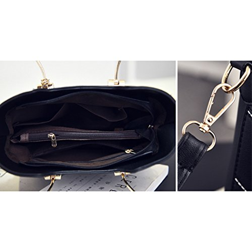 Red New Bags Women Handbag Europe Shoulder Crossbody Elegant Leather New Wine Bags Fashion Lady Faux PZYw6wq