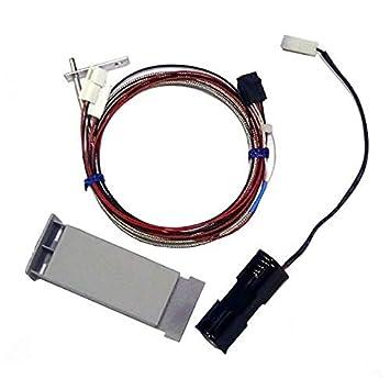 amazon com fire magic digital thermometer wiring harness aurora Radio Wiring Harness Diagram