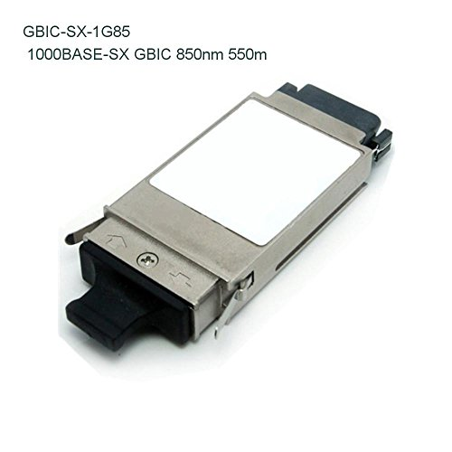 Cisco WS-G5484 Compatible 1000BASE-SX GBIC 850nm 550m Transceiver - NETCNA