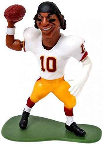 Mcfarlane Toys NFL Small Pros Mini Figures (Robert Griffin - White)