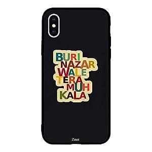 iPhone XS Buri Nazar Wale Tera Muh Kala