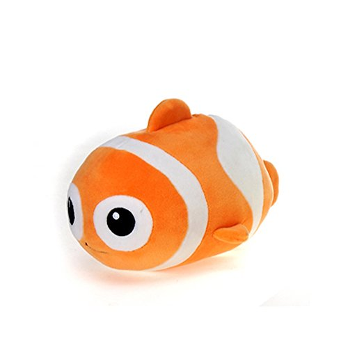 Fiesta Toys Lil Huggy Cora Clown Fish Stuffed Toy 8