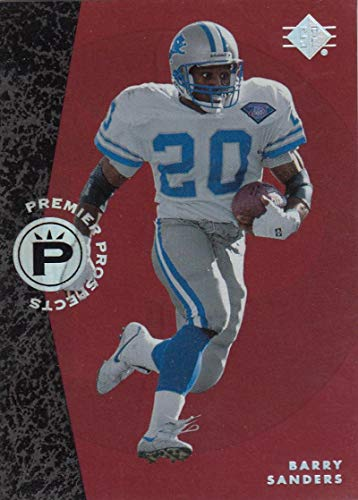 2008 Upper Deck SP Rookie Edition #355 Barry Sanders #355 NM Near Mint