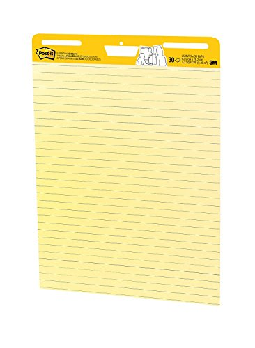 Post it super sticky easel pad 25 x 30 inches 30 sheets pad 2