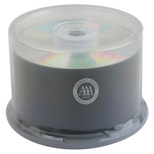 500 spin-x 16 x DVD + R 4.7 GB光沢シルバー B002TJXQU6