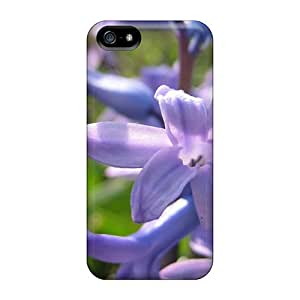 High-end Cases Covers Protector For Iphone 5/5s(delightful Hyacinth)