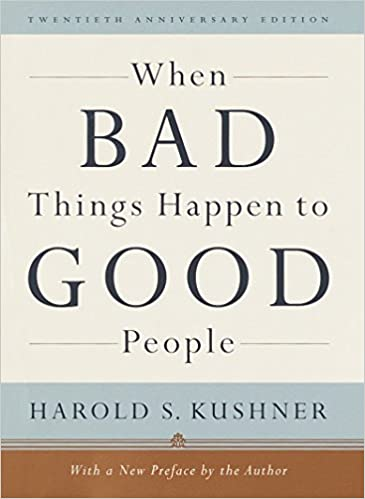 harold kushner when bad things happen to good people
