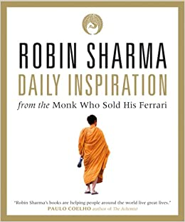 Book Daily Inspiration from the Monk Who Sold His Ferrari