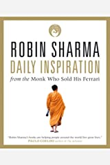 Daily Inspiration From The Monk Who Sold His Ferrari Hardcover