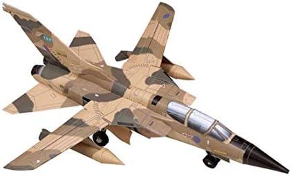 ウンブーム 1/72 トーネード 多用途攻撃機 砂漠迷彩 ペーパークラフト UMB189-02