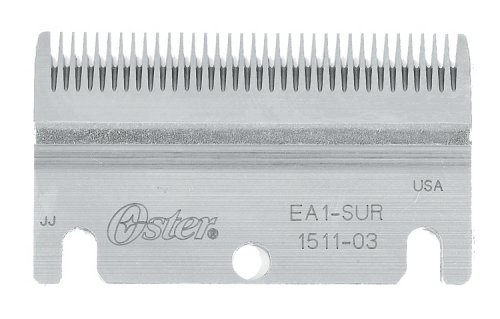 Oster 582115 Clipmaster Surgical Blade Silver (Bottom Blade Surgical)