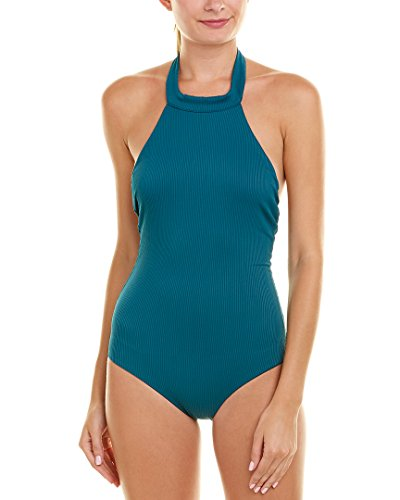Beach-Riot-Womens-Tess-One-Piece-S-Green