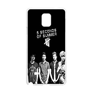 5 Seconds of Summer Cell Phone Case for Samsung Galaxy Note4