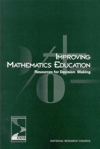 Improving Mathematics Education: Resources for Decision Making (Compass series)