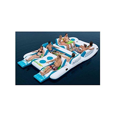 Tropical Tahiti Floating Island (8 Person)