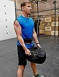 Fire Team Fit SpotFire Sandbag Bag 100#, Soft Atlas Stone Bag for Lifting, Workout Sand Bag