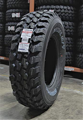 Nankang N889 Traction Radial Tire - 265/75R16 123N ()