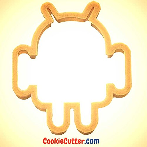 """Price comparison product image CookieCutterCom Android Cookie Cutter 3.5"""" Pc0222"""