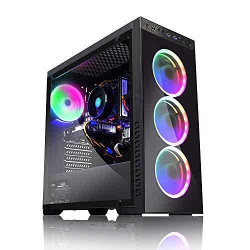 ADMI Gaming PC: AMD Ryzen 5 3600 4.2GHz, Nvidia GTX 1660 6GB, 8GB 3000MHz, 240GB SSD, 300Mbps Wifi, Windows 10