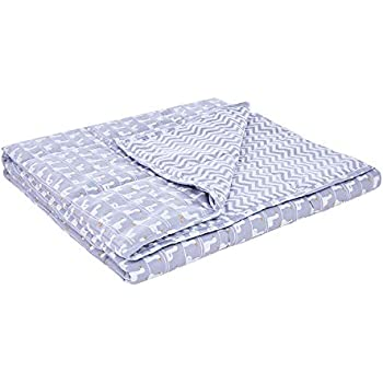 Amazon Com Thirdream Cool Weighted Blanket Queen Size