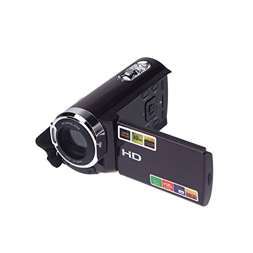 Andoer HDV-501ST 3.0?LCD Touch Screen Digital Video Camera w