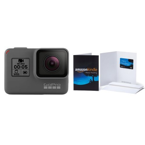 GoPro HERO5 Black w/ $60 Amazon Gift Card Action Cameras