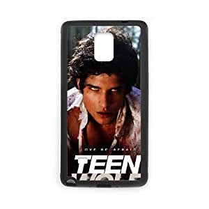 QSWHXN Customized Teen Wolf Hard Cover Case For Samsung Galaxy Note 4