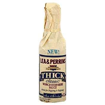 Lea & Perrins Worcestershire Sauce, Thick, 10 oz (Pack of ...