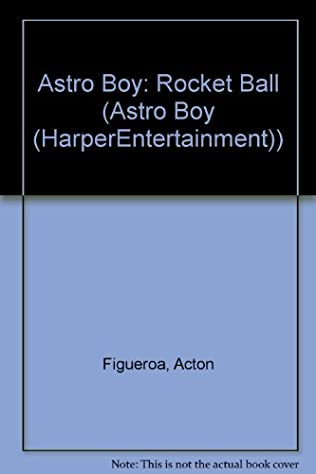 book cover of Rocket Ball