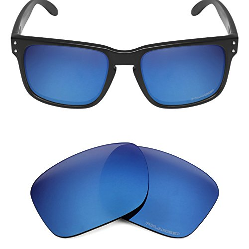 Mryok+ Polarized Replacement Lenses for Oakley Holbrook - Pacific - Polarized Lenses Holbrook