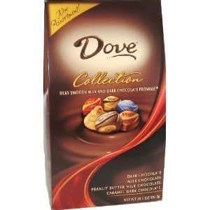 Dove Silky Smooth Milk Chocolate Truffles
