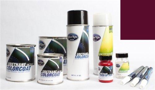 ColorRite Pen Automotive Touch-up Paint for Lincoln MKZ - Bordeaux Reserve Metallic Clearcoat FQ - All-Inclusive Package