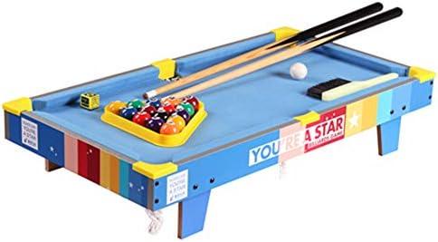 CX TECH Deluxe Pool Table Top Kids Mini Mesa de Billar Portable ...