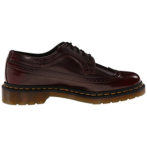 Dr. Martens - Zapatos de cordones para hombre multicolor CHERRY RED/ROUGE 38