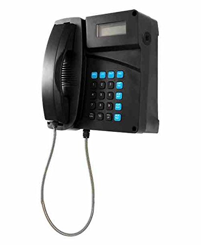 Hazardous Area Telephone – ATEX Zone 1 Zone 21 - 24-56V (Ring Detect Relay)