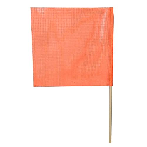 Orange Vinyl Coated Safety Dowel
