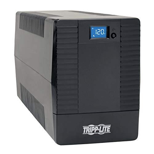 UPS Smart Tower 1000VA 560W Battery Back Up Desktop AVR LCD USB