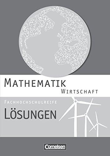 Garnet: Mathematik Fachhochschulreife Wirtschaft Becker Bundle Schülerbuch