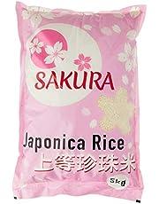 Sakura Japonica Rice, 5 kg