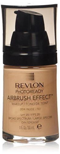 Revlon PhotoReady Airbrush Effect Makeup,  Nude
