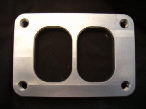Turbo Inlet Flange (FID-Turbo Divided T6 Turbo Inlet Flange - Mild)